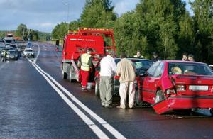 I fredags inträffade den tredje trafikolyckan på bron över Ljungan vid Njurundabommen.