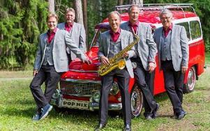 Popnix har roat danspubliken i 50 år. Foto: Magnus Stålberg