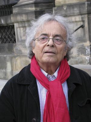 Den syrisk-libanesiska poeten Adonis, född 1930, tilldelades Dagermanpriset för
