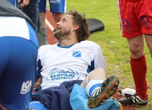 Sven Bromée, en av de yngre och aktivare veteranerna, ådrog sig en knäskada. Något mer seriespel lär det inte bli den här säsongen enligt de första rapporterna men älgjakten skulle inte vara i fara för Bromée.