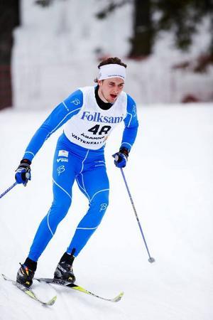 Skrällen. ÖSK:aren Anton Sjöholm sjundeplacering var en högoddsare.