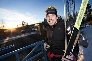 Emil Jönsson har haft problem med ryggen under säsongen.