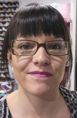 Jennifer Hildingsdotter, 30   – Jag tycker att det är bra för att det blir vinter. Det är mysigt med snö!