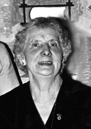 Ida Hedberg.