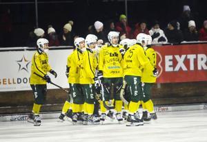 Det blir Ljusdal på magen på LBK i vinter sedan kommunen köpt sponsorplats för 150000 kronor.