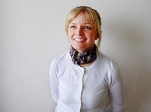 Linda Sahlén, vd på KR Trafik