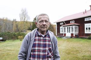 Antti Borelius var ett av alla finska krigsbarn som blev kvar i Sverige efter kriget.