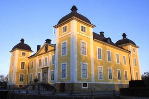 Kostar miljoner. Strömsholms slotts fasad får belysning.