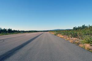 Nu är allt klart för byggstart av den nya flygplatsen i Sälen.