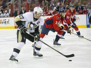 Sidney Crosby i Pittsburgh.