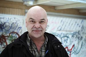 Gunnar Åberg, säkerhetschef på Sundsvalls kommun.
