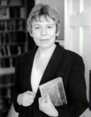 Karen Armstrong: har skrivit myternas historia.