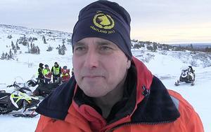 – Ett samarbete har funnits tidigare, det nya är larmrutinerna, säger Jörgen Modin, hundförare hos östersundspolisen.