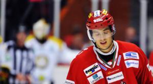 Dave Spina mår inte bra efter hjärnskakningen han ådrog sig mot Luleå.