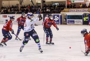 Patrik Nilsson gjorde fyra av Bollnäs mål.
