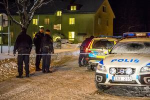 En man dödades och tre skadades den 13 februari i Ljusne.
