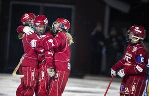 Matchklockan stod på 90.28 när Erica Persson gjorde sitt andra mål för kvällen och räddade Söråkers poäng i premiären mot Haparanda Tornio.