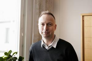 Mikael Wiklund, rektor på Ådalsskolan.
