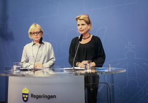 Lena Ag utnämns av jämställdhetsminister Åsa Regnér till chef för den nya jämställdhetsmyndigheten.