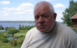 Gunnar Andersson har bott  i Gärdebyn i 37 år. Foto: Birgit Nilses Gröndahl