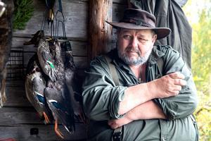 Bästa sättet att få en god måltid är att låta köttet hänga länge förklarar Ulf Krantz, Delsbo.