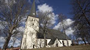 Foto: Julia Pettersson/Arkivbild    Norbergs kyrka.