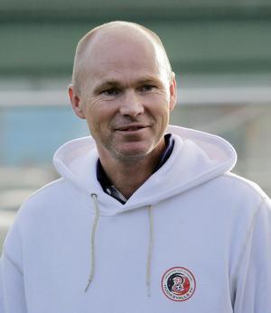 Olle Skoglund, ordförande i Hudiksvalls FF