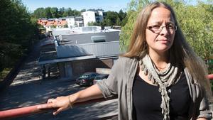 Vård- och omsorgschef Mahria Persson Lövkvist.