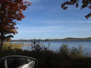 Den vackra hösten har kommit till Barken.... Sumie