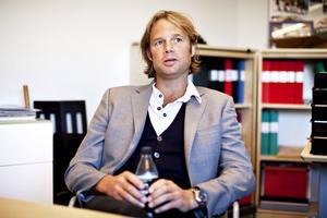 Fredrik Granting ska ha oktoberfest i Göransson Arena.