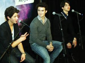The Jonas Brothers.