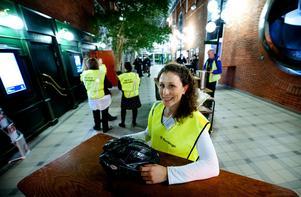 Hållbarhetschefen Helena faktus utesluter inte att kommunen kan behöva omfördela pengar mer pengar till cykelutlåningen för att den ska komma igång.
