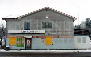 Tom butikslokal i landsorten. Foto: Janerik Henriksson/TT