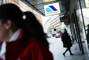 Fortfarande är det Gävle och Sandviken som har den högsta arbetslösheten i Gästrikland.