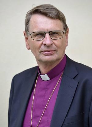 Per Eckerdal, biskop i Göteborgs stift, betonar vikten av att kyrkohandboken är begriplig i sitt språk.