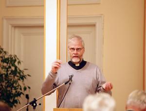 – Den tidigare dialogen mellan församlingarnas fyra kyrkoråd har varit bra, säger kyrkoherde Jan Anders Jansson.