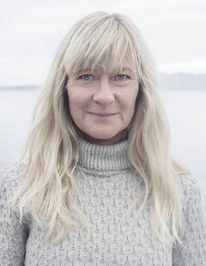 Lena Willemark. Uppträder på årets Spelstinafestival i Torsåker.