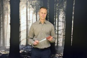 Moraknivs fd vd Fredrik Skarp ska nu som ny vd ta FM Mattsson Mora till börsen.