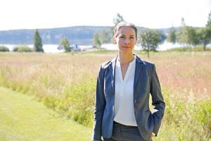 Evalinda Grensman vill återvända till Nordanstigs kommun, nu som kommunchef.
