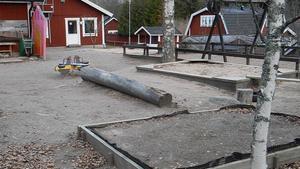 Gamla Bergets förskola byggdes 1986 och är i behov av upprustning för att klara nya krav på inomhusmiljön.