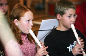 """De som fick musikalisk undervisning låg signifikant bättre på de flesta kognitiva tester som gjordes."""