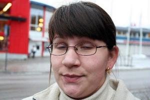 Sara Andersson, 28 år, Nolby.– Inte bra, vädret är som det är och vi får räkna med halka.