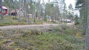 Även på nedre Jungfruberget fanns en källa där Falu ångbryggeri hämtade vatten.