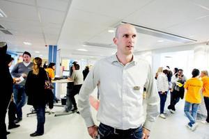 – Arbetsmarknaden har svängt och även de enklare jobben börjar komma, säger Anders Söderman på arbetsförmedlingen.