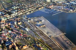 Översiktsplanen för Västra hamnen väntas bli godkänd av kommunfullmäktige i slutet av året.