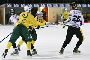 Ljusdal-Köping slutade 3–0.