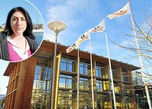 Mälardalens högskola Västerås.   Connie Dickinson Askenbäck