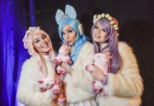 Dolly Style går ut som nummer två i Gavlerinken med sitt bidrag