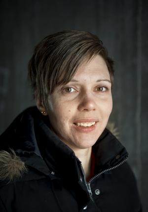Elin Nilsson. Blev framröstad til Årets hjälte 2011 av NA:s läsare.