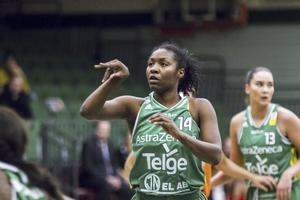 21. Taneisha Harrison, 26 år (ny), basket. Amerikanskan, som ligger tvåa i basketligans  skytteliga med drygt 19 poäng per match, har gjort avtryck direkt och är den stora anledningen till att Telge Basket är tabelltrea efter 15 spelade matcher.